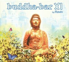 BUDDHA BAR PRESENTS/BUDDHA BAR XI 2 CD NEW BOX-SET