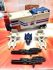Vintage G1 Transformers ~ 1988 Power Master ~ Optimus Prime Figure