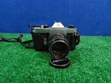 Asahi Pentax Spotmatic 35mm SLR Film Camera w/ Super Takumar 50mm f/1.4 Lens