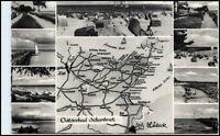 SCHARBEUTZ Schleswig-Holstein Umgebung + 9 Ansichten Postkarte