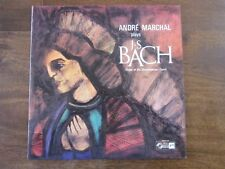 Syncro SMS2447 Andre Marchal - J.S. Bach. Organ of the Grossmunster, Munich. LP