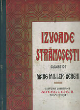 Izvoade strămoşeşti ancient romainian weaving patterns marg miller verghy 1927