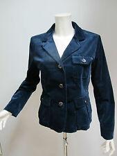GANT chaqueta de mujer TERCIOPELO art.476251 col.BLU t. 48 INVIERNO 2011