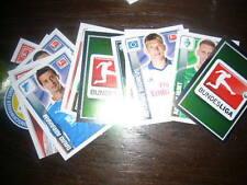 15 Sticker Fußball Bundesliga 2013/2014, Penny Sammelbilder, neu