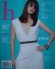 ROSE BYRNE 2013 H Magazine  MIRANDA JULY  PETER FACINELLI  NEON MUSEUM