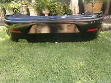 ALFA ROMEO- 147-BLACK- REAR BUMP BAR - GOOD CONDITION
