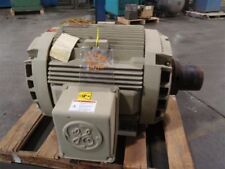 GE 150 HP AC Motor