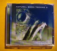 Nova Zembla - NZ 052 CD - Natural Born Techno 3 - Techno, Goa Trance, Ambient