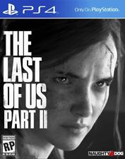 THE LAST OF US PART 2 II *PS4* *P*R*I*M*A*I*R*E* Français Lire