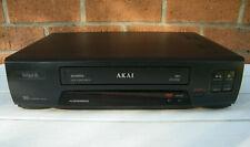 Magnétoscope Akai VS-G255 SEG Mono HQ VHS PAL/SECAM/MESECAM