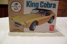 AMT 'KING COBRA' 1/25 Scale Customizing Kit NIB