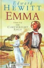 Emma: The Cartwright Saga vol 4  by Edward Hewitt large print hardcover