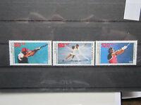 Berlin 1988 Olympische Winterspiele kpl Satz postfrisch  (O104)