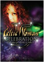 CELTIC WOMAN - CELEBRATION : 15 YEARS OF MUSIC AND MAGIC NTSC DVD ~ SBS *NEW*