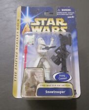 Snowtrooper Battle of Hoth 2004 STAR WARS The Saga Collection MOC #19