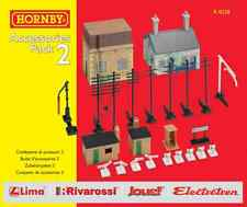 Hornby R8228 Buildings Accessory Pack 2 OO Gauge