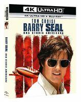 BARRY SEAL - UNA STORIA AMERICANA - 4K ULTRA HD + BLU-RAY