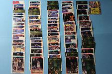 Upper Deck NBA Players ca.1997, 83pcs Basketball Sammelkarten Sammeln Cards