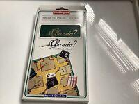Cluedo Magnetic Pocket Edition Vintage Travel Board Game Waddingtons 1989