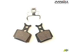 FORMULA RX/R1 Plaquettes de freins FORMULA RX et R1  FORMULA RX/R1 resin pads