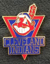 Cleveland Indians Collector Pin~Chief Wahoo~Logo~Peter David~baseball