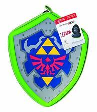 Universal Nintendo 3DS The Legend Of Zelda Hylian Shield Case Kokiri Green