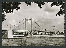 Köln am Rhein  Mülheimer Brücke