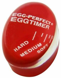 EGG TIMER PERFECT BOIL COLOUR CHANGING KITCHEN GADGET COOKING BREAKFAST CHEF UK