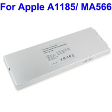 Batteria Li-on 59Wh 6 Cell Bianca Compatibile x Netbook Apple A1185/ MA566/ A118