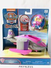 "Spin Master Nickelodeon Paw Patrol SEA PATROL VEHICLE With SKYE PUP  ""NEW"""