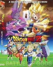 Dragon Ball Z: Battle Of Gods Japanese Animation HONG KONG ACTION MOVIE
