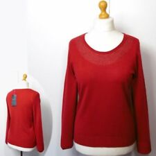 Per Una Acrylic Scoop Neck Long Sleeve Jumpers & Cardigans for Women