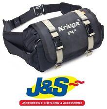 kriega R3 Sac de ceinture imperméable TOURING moto enduro vert ligne Trail J&S