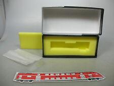 Ae467-0, 5# Hallmark models pista n cartón vacía ge Dash 8-40 C Union Pacific 9122