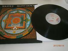 SOLSTICE-SILENT DANCE-1984-EQUINOX-LP 001-A1/B1-EX CONDITION
