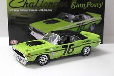 1:18 ACME 1970 Dodge Challenger Trans Am Sam Posey #76 NEW bei PREMIUM-MODELCARS
