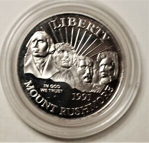 USA Half dollar  1991 Mount Rushmore Uncirculated