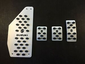 Car pedal covers Suzuki Vitara IV 2014 - ....