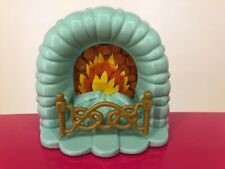 Vintage 1980s MOTU - She Ra - Castle Furniture / Accessories - Fire Place