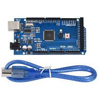 MEGA 2560 R3 Development Board CH340G ATMEGA 2560 Kit USB Cable For Arduino