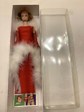 Vintage Beautiful Barbie! American Girl Titan Red Head W/ Evening Enchantment!!