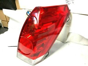2004-2009 Nissan Quest Tail Light Lamp Assembly Passenger SIDE Right 265505Z000