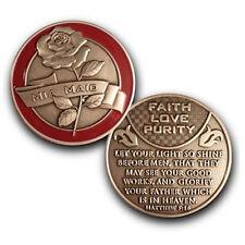 LDS / Mormon Young Women's Mia Maid Keepsake Challenge Coin