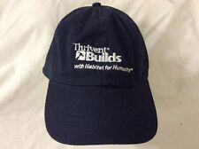 trucker hat baseball cap Thrivent Builds with Habitat for Humanity retro vintage