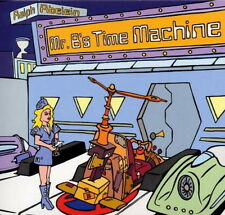 Ralph Abelein B`s Time Machine (Try To Fly, Brother B.) Satin Doll CD Album
