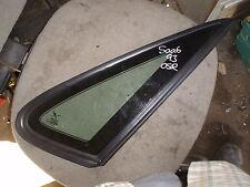 1999 SAAB 9-5 se O/S/R trimestre vetro della finestra, più parti elencate