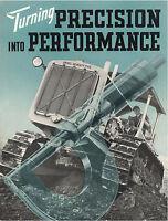 Caterpillar Factory Precision Book 1930s