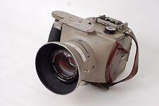 Aerial  camera Handkammer Hk 12.5/7x9  WW II  Luftwaffe Gottingen Xenon 12.5/2