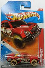 2011 Hot Wheels ~Desert~ Off Track 1/6 (Red Version)