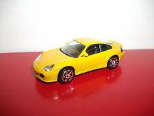 Porsche 996 Turbo jaune inch Norev TBE